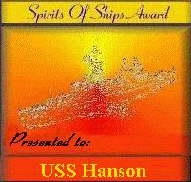 Spirit of Ships Awards